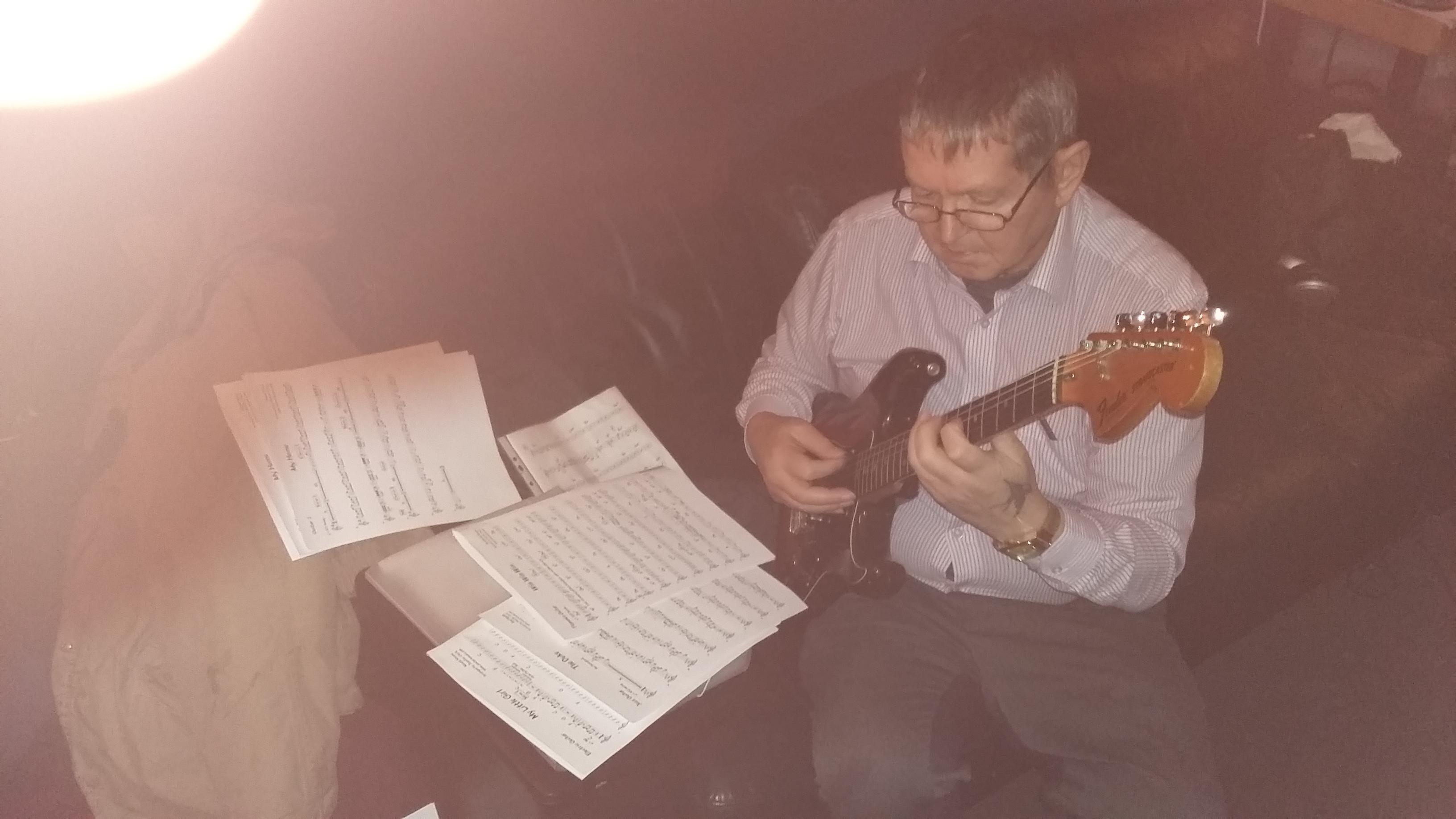 Frank Bolam (Guitar)