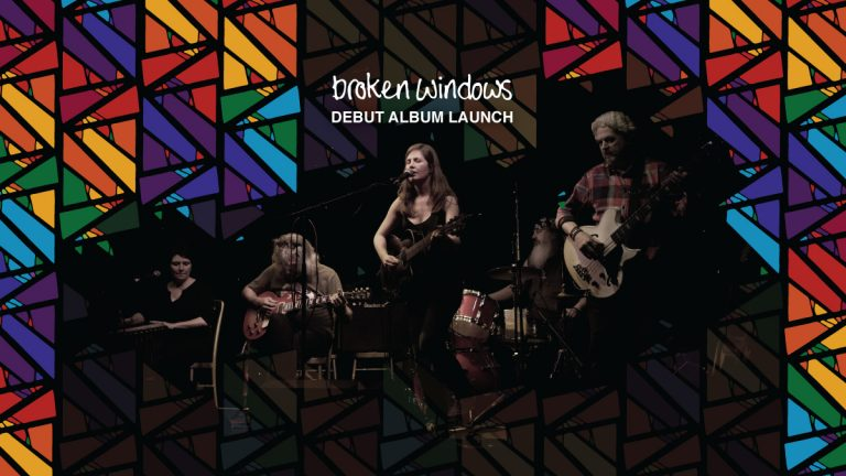 Broken Windows Album Launch Edinburgh