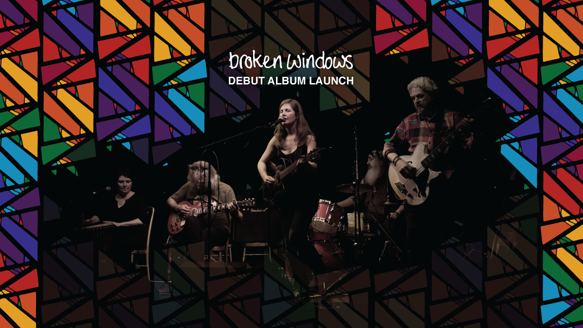 Broken Windows Album Launch