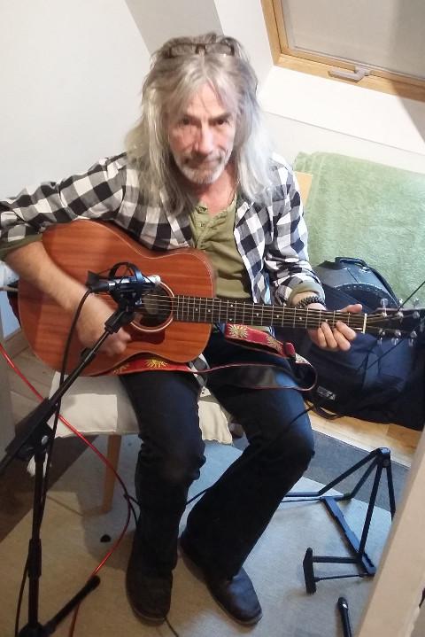 John Bruce - Guitar