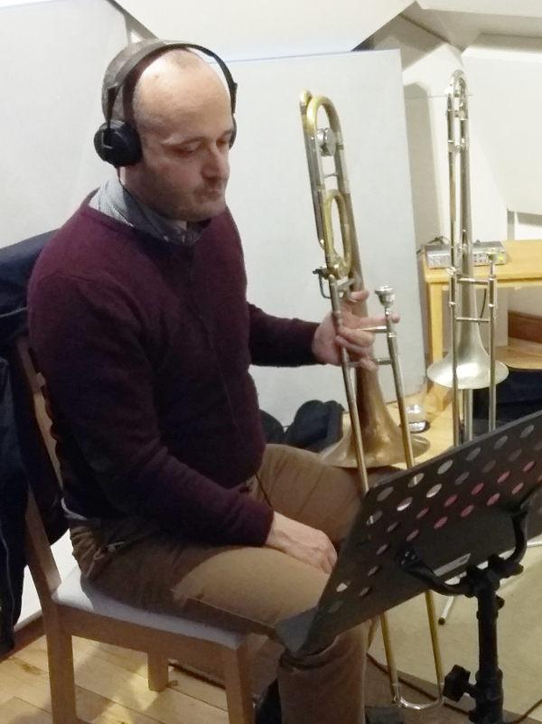 Kenny Letham - Trombone